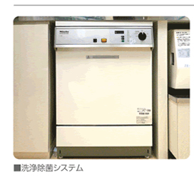 洗浄除菌システム